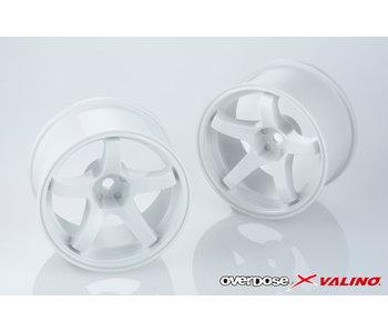 Overdose Valino GV330 30mm / White / 9mm (2)