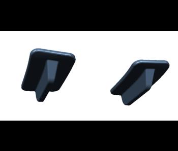 Rc Arlos Diffuser Fins for Mazda RX-7 FD