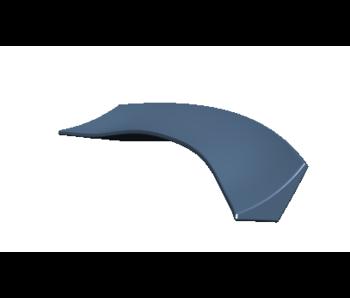 Rc Arlos Rear Wing V1 for Mazda RX-7 FD