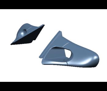 Rc Arlos Mirrors for Mazda RX-7 FD