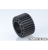 Overdose Drilled HD Idler Gear for GALM, XEX Series