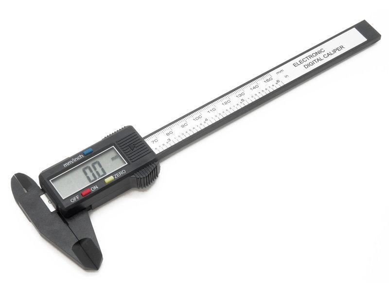 WRAP-UP Next 0567-FD - Digital Caliper 150mm