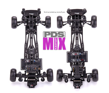 Usukani PDS-MIX 2WD 1/10 Chassis