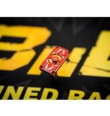 BnD Racing Aluminium Servo Bottom Case / Color: Red