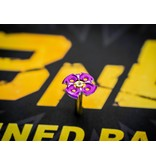BnD Racing Aluminium Spur Gear Support / Color: Purple