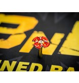 BnD Racing Aluminium Spur Gear Support / Color: Red