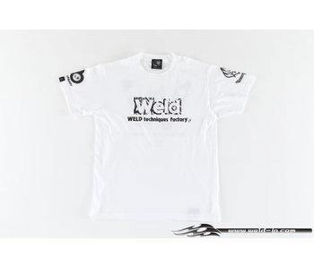 Overdose Weld 20th Anniversary T-shirt / White / L