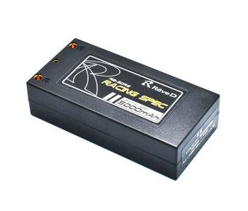 ReveD LiPo Battery Shorty Size 5000mAh 120C