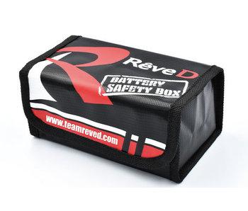 ReveD LiPo Safety Bag 140 x 80 x 65 mm