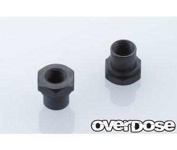 Overdose Slide Rail Adjust Nut for GALM (2)