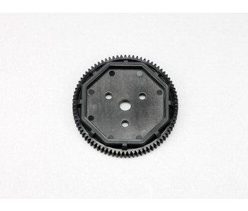 Yokomo Spur Gear 3 hole 80T / 48P for Slipper / Direct