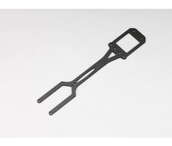 Yokomo Carbon Integrated Upper Deck for YD-2R with Silde Rack