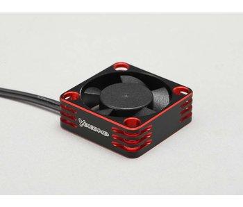 Yokomo Aluminum Frame Cooling Fan 30mm - Red
