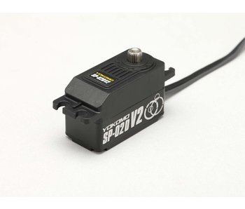 Yokomo RWD Drift Spec Programmable Coreless Low Profile Servo