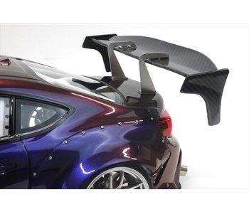Pandora RC GT Wing Set (Carbon Style)