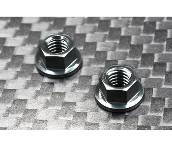 ReveD Alu. Competition M4 Nut 5.5mm type (2)