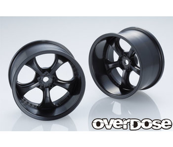 Overdose R-SPEC Work VS KF Type-RY 30mm / Black / 9mm (2)