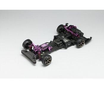 Yokomo Drift Package YD-2RX PURPLE LIMITED RWD Chassis Kit