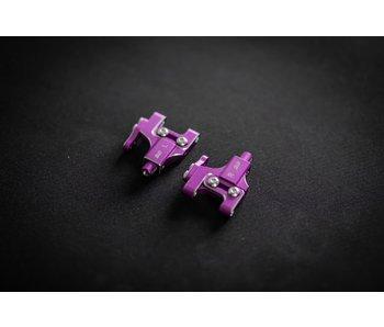 BnD Racing Alum. Lower Arm Set / Purple
