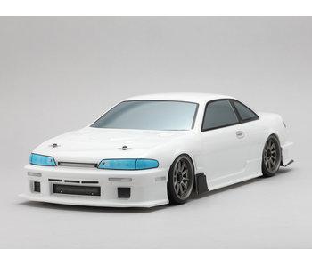 Yokomo Drift Body Nissan Silvia S14 - 1093 Speed (Graphic / Decal Less)