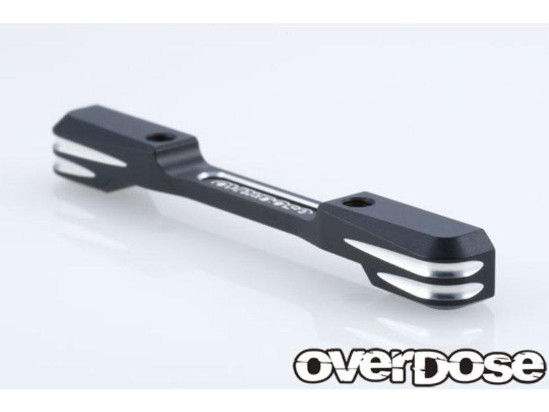 Overdose Aluminum Low Mount Suspension Mount Set type TC for GALM / Color: Black