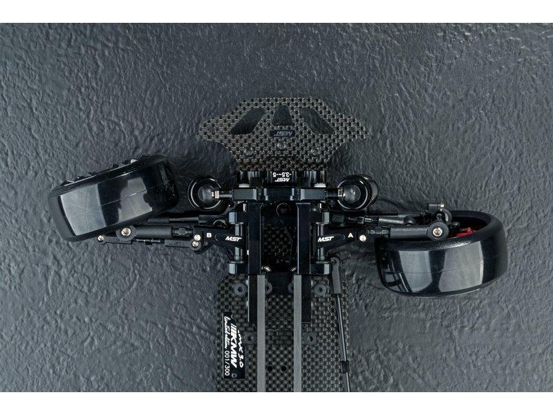 MST RMX 3.0 KMW 2WD ARR LIMITED / Black / Color: Black