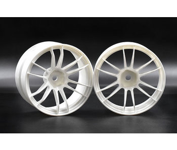 ReveD Competition Wheel UL12 (2) / White / +6mm