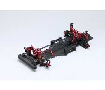 Yokomo YD-2SXIII Factory Assembled RWD Chassis Kit - Red