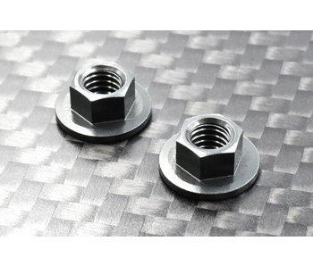 ReveD Alu. Competition M4 Nut 5.5mm Large Diameter type (2)