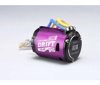 Yokomo Brushless Motor ZERO-S  Drift 10.5T / Purple