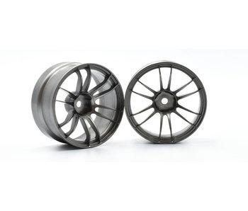 ReveD Competition Wheel UL12 (2) / Gunmetal / +6mm