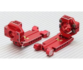 WRAP-UP Next FSG Freestyle Geometry Suspension - Red