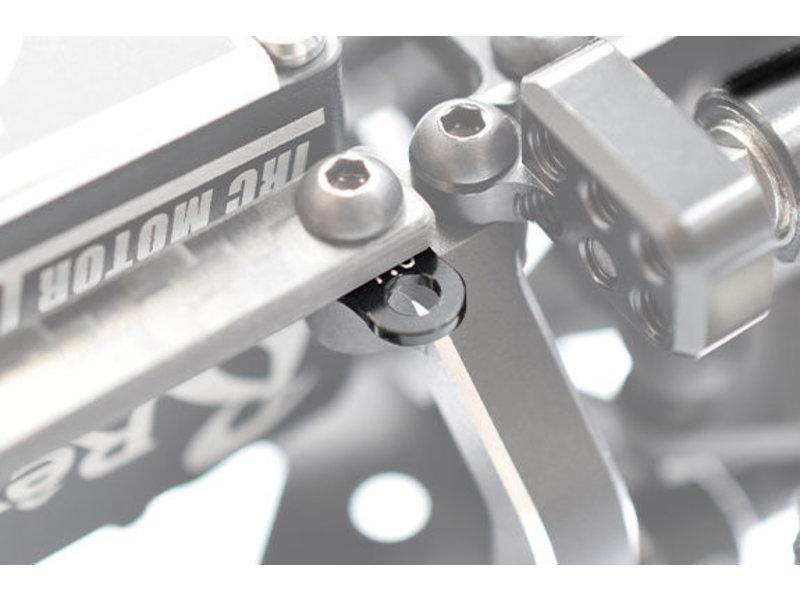 ReveD Aluminum Crab Spacer Set 0.5mm (4pcs)