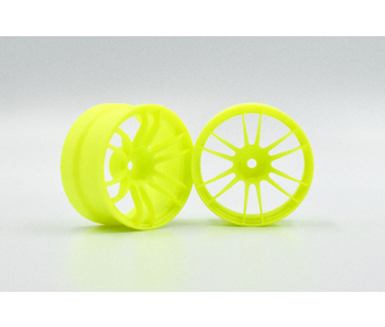ReveD Competition Wheel UL12 (2) / Yellow / +6mm