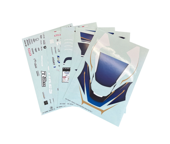 ReveD Sticker set for NISSAN 180SX WISTERIA LIMITED