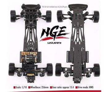 Usukani NGE 2WD 1/10 Chassis