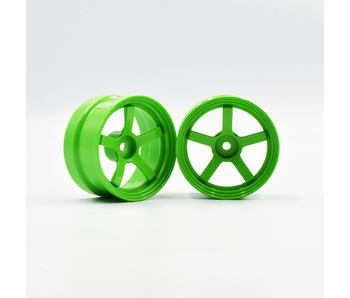 ReveD Competition Wheel DP5 (2) / Light Green / +6mm