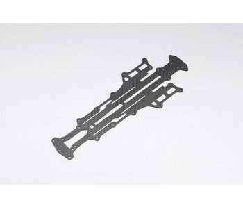 Yokomo Carbon High Traction Main Chassis for YD-2SR