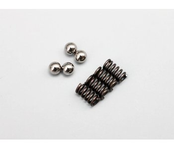 Yokomo Belt Tension Cam Spring Set (4sets)