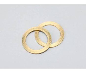 Yokomo Drive Gear Shim Brass φ8.2mm x φ11.0mm x 0.50mm (2pcs)