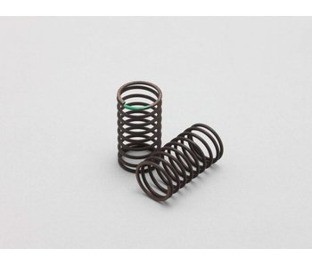 Yokomo Drift Spring 32mm Standard Pitch Φ1.3mm × 9.5T - Green Mark (2pcs)