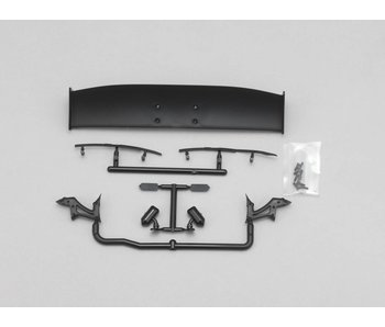 Yokomo Accessory Parts Set for Nissan Skyline R35 - GReddy