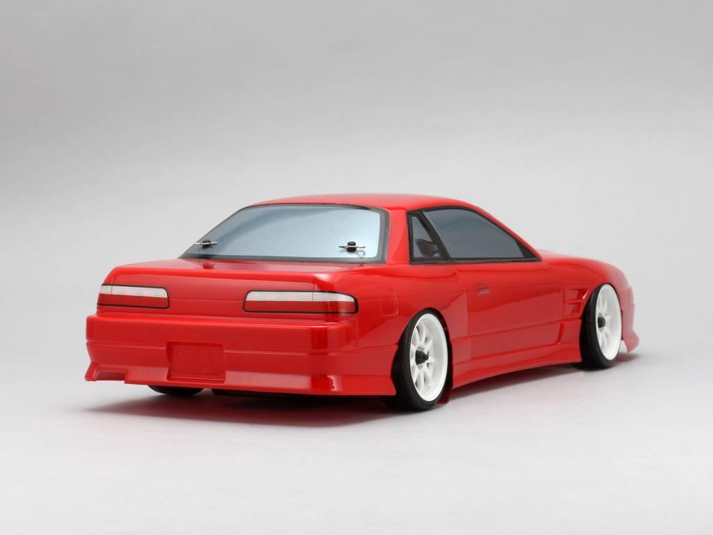Yokomo Sd Dm13b Drift Body Nissan One Via D Max Advan Graphic Decal Less Drifted