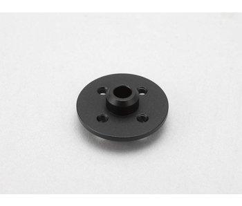 Yokomo Aluminium Spur Gear Hub - Black
