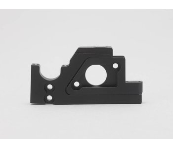 Yokomo Aluminium Motor Mount Set - Black