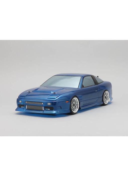 Yokomo Drift Body Nissan 180SX - Street Version
