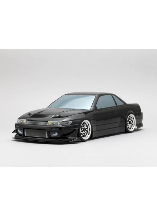 Yokomo Drift Body Nissan Silvia S13 - Drift Extreme (Graphic / Decal Less)