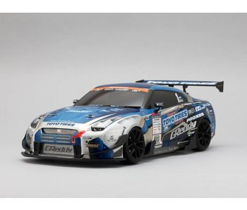 Yokomo Drift Body Set Nissan Skyline R35 - GReddy (D1 Set)