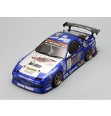 Yokomo SD-TSFCSA - Drift Body Set Mazda RX-7 FC - Team Samurai Project (D1 Set)