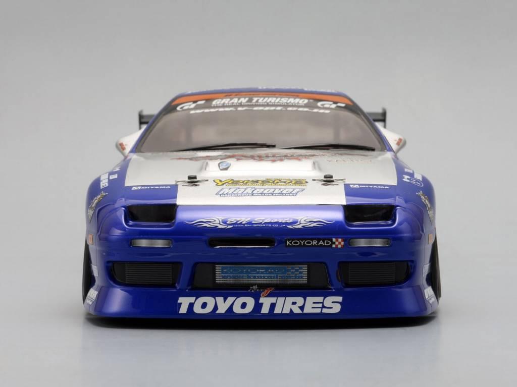 Yokomo - SD-TSFCSA - Drift Body Set Mazda RX-7 FC - Team